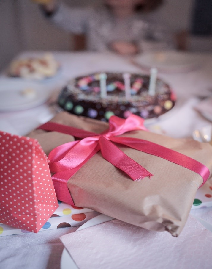 بهترین هدیه روز دختر خردسال