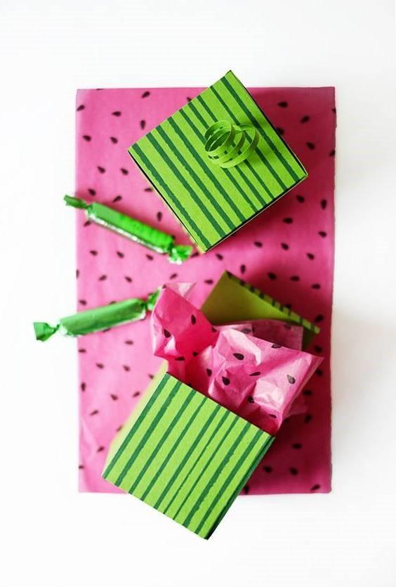 جذاب ترین جعبه هدیه برای شب یلدا را چطور طراحی کنیم؟
