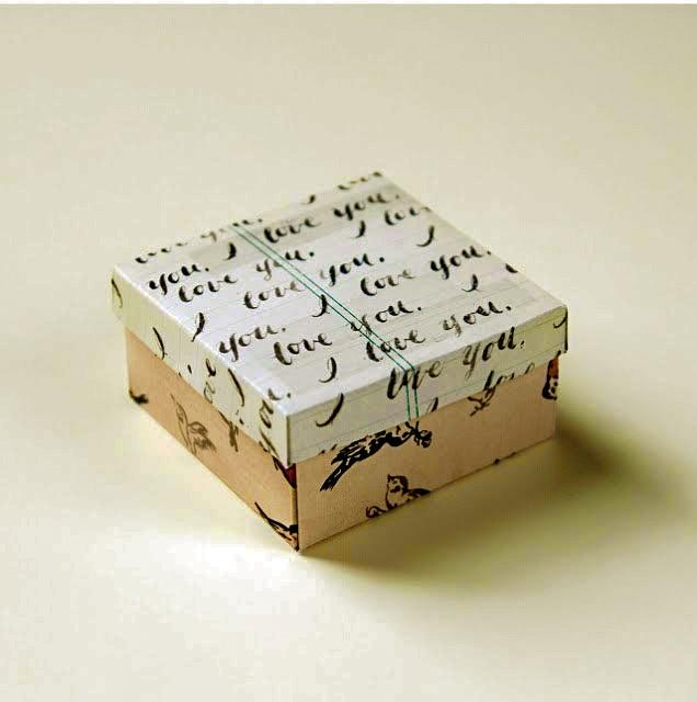 با آموزش جعبه هدیه شب یلدا هدیه ای استثنایی بدهید!