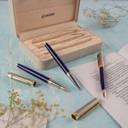 خودکار و خودنویس و روان نویس آبی  ESPRIT